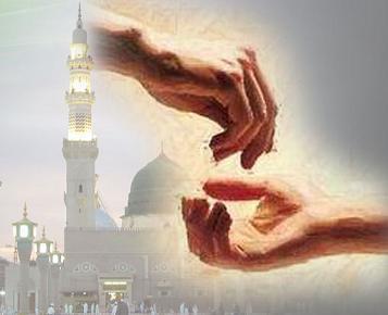 Gambar Amalan Sunnah yaitu Perbanyak Sedekah di Bulan Suci Ramadhan