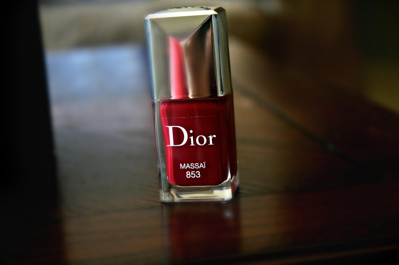 Dior Vernis Massai 853