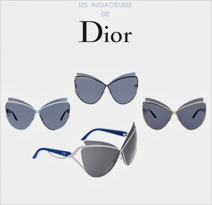 31e954c0753 Judge for yourself and let me know which ones you would rather have - Dior  Eye1 or Dior Audacieuse Cat Eyes.