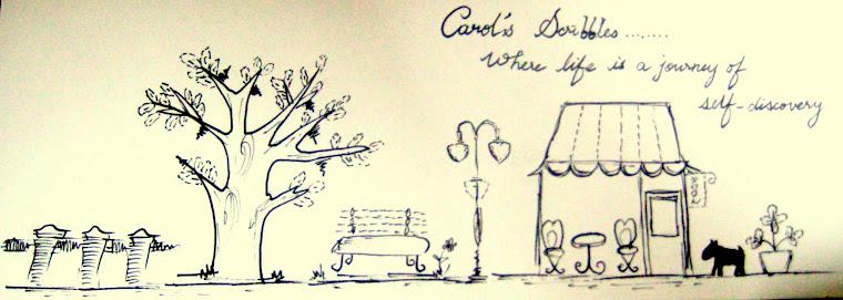 carol's scribbles