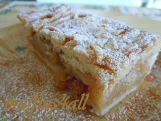 ancora torta di mele, ancora jo :-)