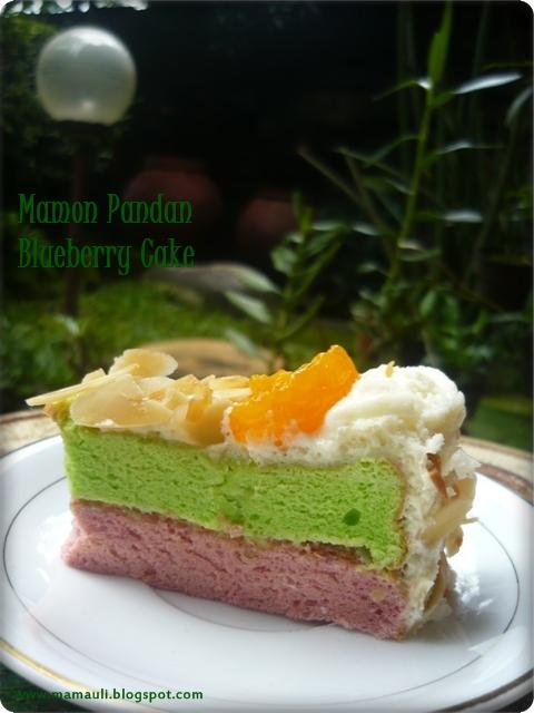 Mamon Cake Adalah