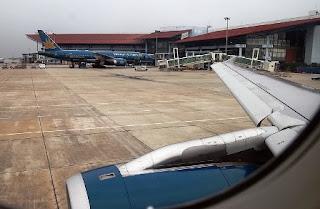 Ứng dụng công nghệ VMAT sửa chữa mặt sân bay Nội Bài.