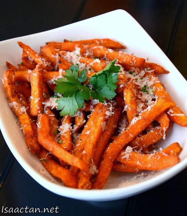 #3 Sweet Potato Chips - RM18