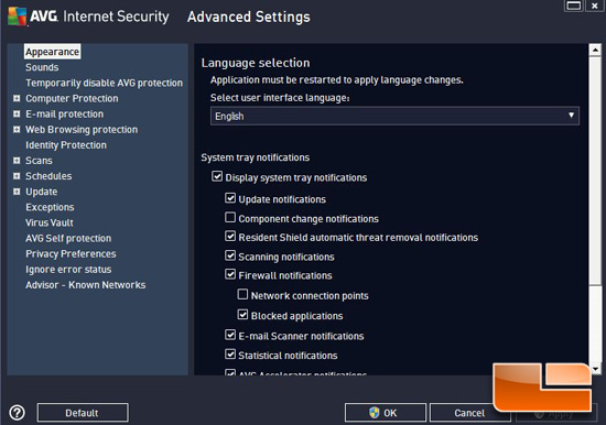 AVG Internet Security 2013