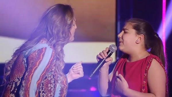 Verónica y Yudit cantan Por fin de Pablo Alborán