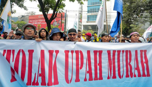 Perumusan RPP Pengupahan Harus Libatkan Buruh