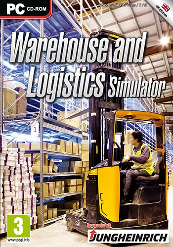 Warehouse and Logistics Simulator 2014 pc Game