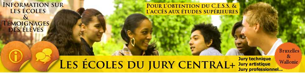 ÉCOLES JURY CENTRAL / TECHNIQUE / PROFESSIONNEL - CESS