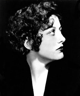 Happy Birthday Joan Crawford. Born March 23rd 1904 (?)
