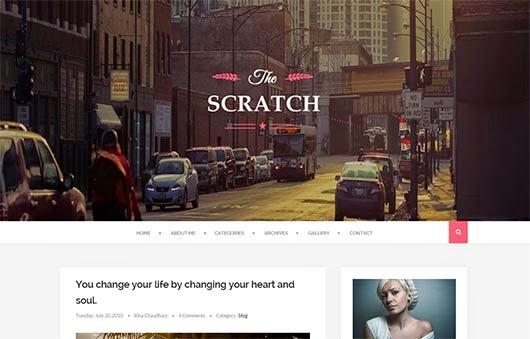Scratch pink Version