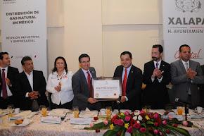 Nos interesa que Xalapa se suba a un tren de progreso y desarrollo: Américo Zúñiga