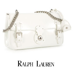 Princess Victoria Style RALPH LAUREN Ricky Chain Bag