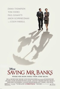 Poster original de Al encuentro de Mr. Banks