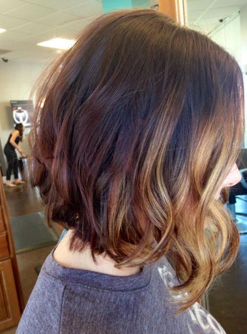 Model Rambut Sebahu Wanita Yang Populer