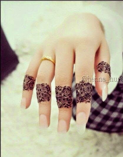 Fingers Mehndi Design 2015 Beauty Makeup Tips Jigartv