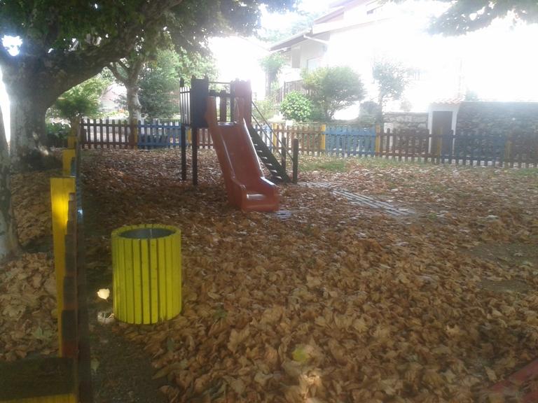 Parque Infantil da Praia Fluvial de Sandomil