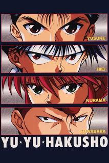 Download Yu Yu Hakusho - 1ª, 2ª, 3ª e 4ª Temporada Completa Dublado Baixar Grátis