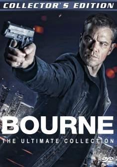 Coleção Bourne Torrent – BluRay 720p/1080p Dual Áudio