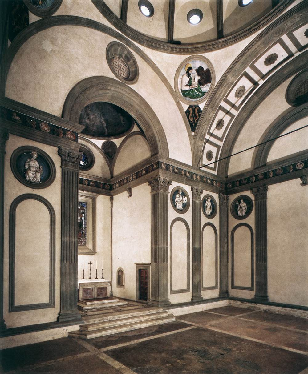 Professor blanchard 39 s class blog the renaissance for Interior iglesia san lorenzo brunelleschi