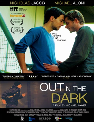 Ver Out in the Dark (Afuera, en la oscuridad) (2012) Online