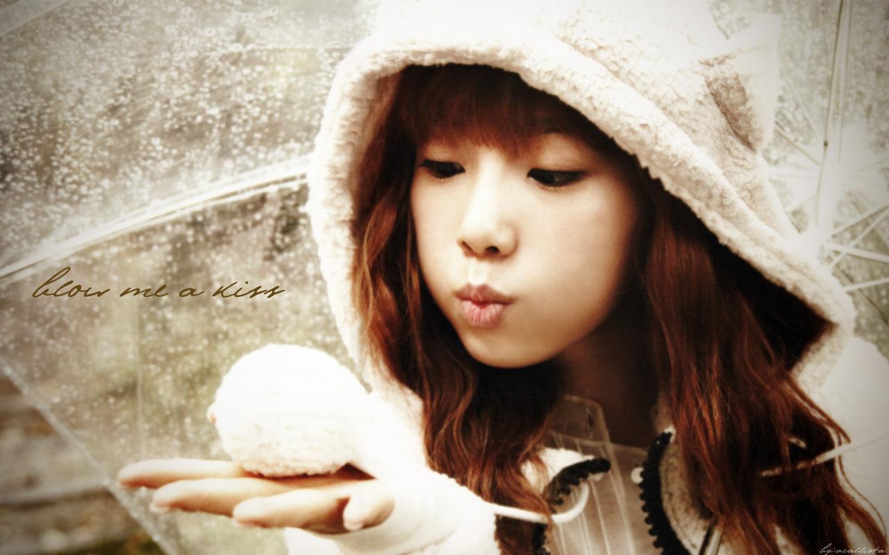 ANONYMOUS: Ulang Tahun, Taeyeon `SNSD` `Diarak` Keliling Seoul