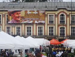 Plaza de Bolívar Junio 07 de 2013