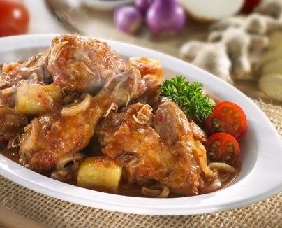 Resep Jitu Ayam Kuah Tomat Dan Cara Membuatnya