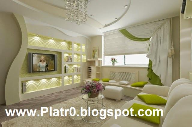 Deco PlacoPlatre Tendu - Décoration Platre Maroc - Faux Plafond ...
