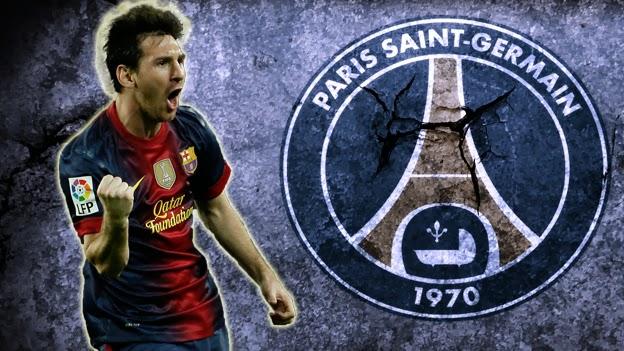 PSG fichó a Lionel Messi por 250 millones de euros