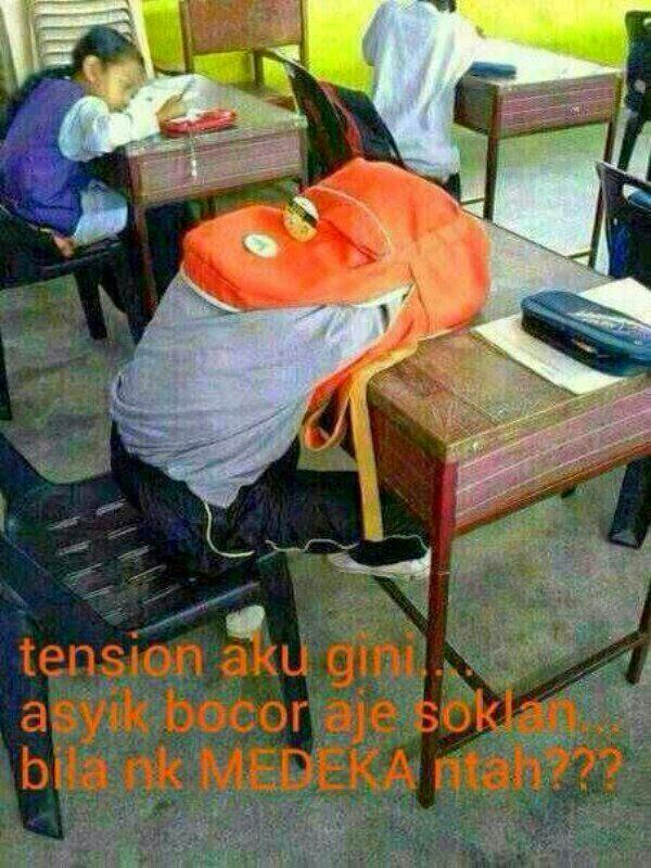 Punca Bocor UPSR 2014 Diketahui