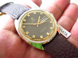 OMEGA SEAMASTER COSMIC - AUTOMATIC CAL 752 - GOLD TOP