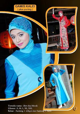 RAZITA 11 Biru Merah