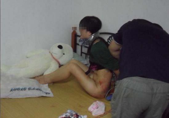 Gadis Separuh Bogel Diselamatkan Oleh Pemilik Rumah Sewa Selepas Dirogol Penyamun