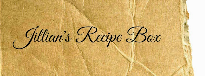 Jillian's Recipe Box