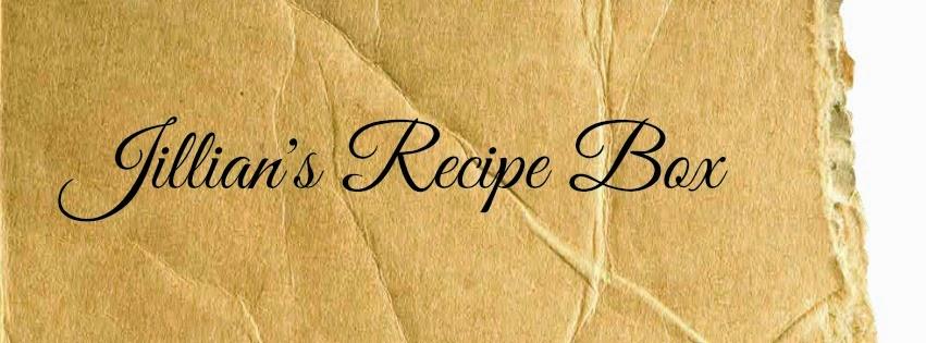Jillian's Recipe Box