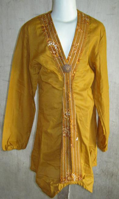 Blus Katun Batik Terbaru 2012