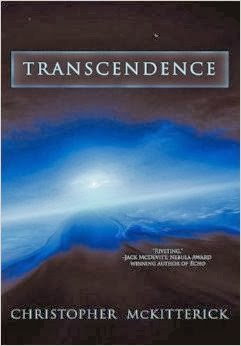 Feb. Selection:  Local Author Chris McKitterick's Transcendence