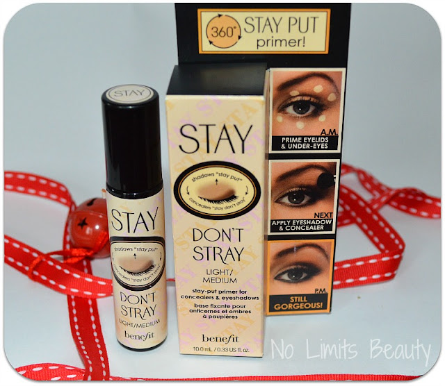 Benefit Stay Don't Stray Primer for Concealer & Eyeshadows