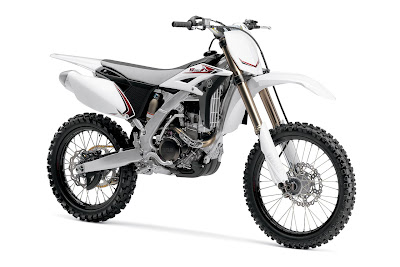 2012 New Yamaha YZ250F
