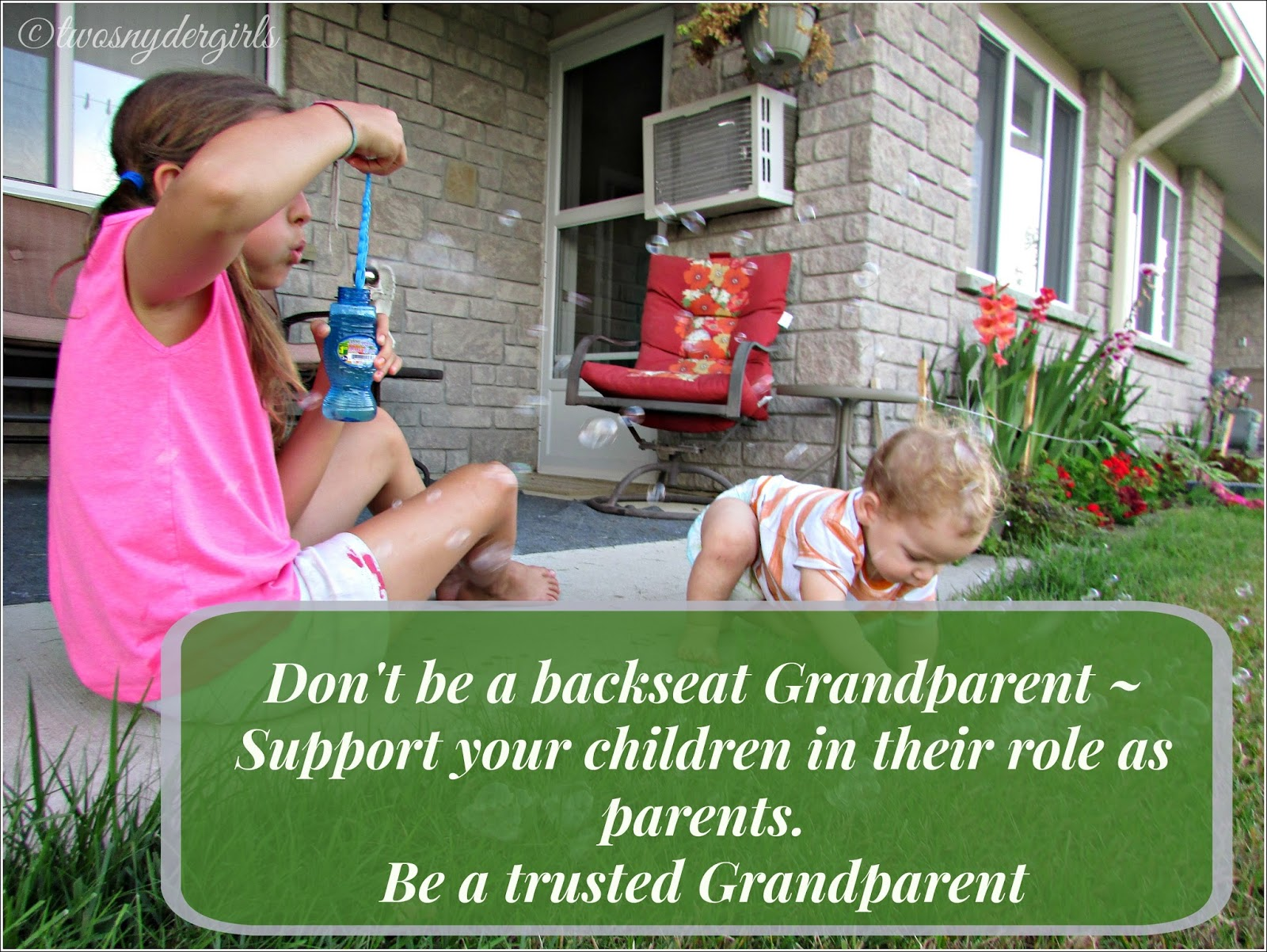 grandparents parenting The number of grandparents who are parenting their grandchildren is growing this paper examines the extent of this phenomenon and examines some of the issues these grandparents face this second time around in parenting implications for the educational community are discussed.