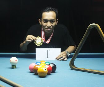 Stabil 9-Ball Tournament 2016 - Champion