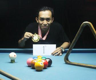 Stabil 9-Ball Tournament 2016 - Champion