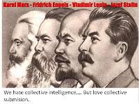Marx Lenin Engels Stalin