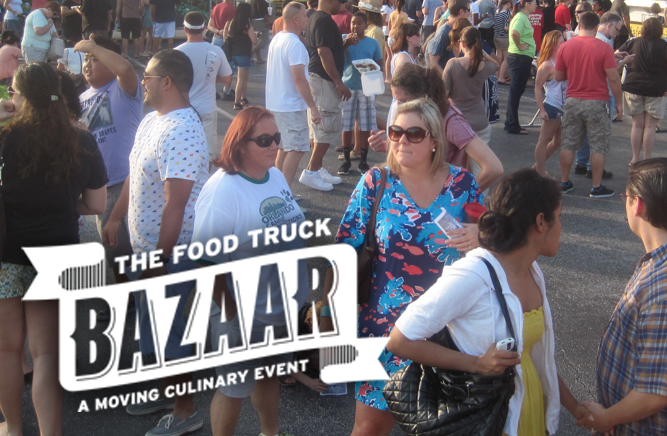 Food Truck Bazaar Orlando Fashion Square