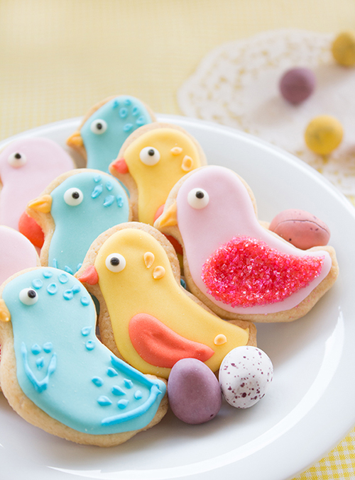 chick-cookies