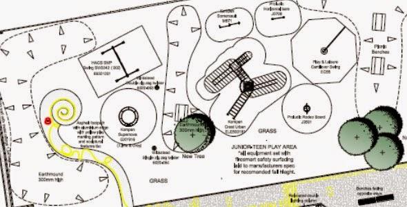 Barrocliff Park Plans
