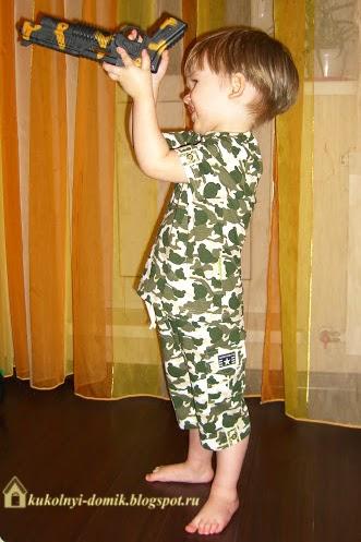 Нашивка на одежду для девочки