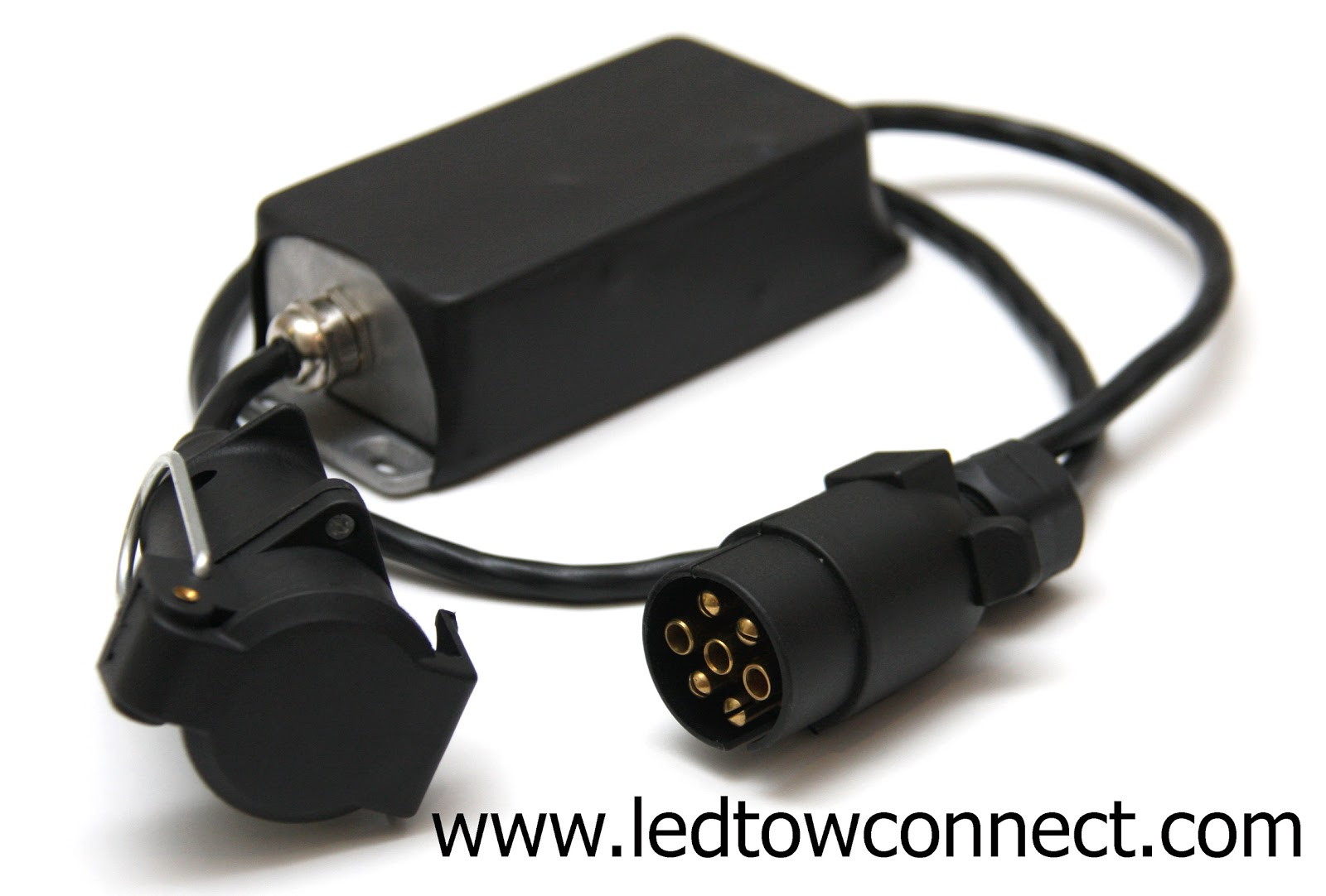 LED Tow Connect - towing LED pulse shunt