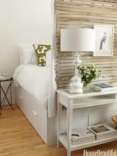 Dep sito santa mariah ideias para dividir ambientes for Very small bedroom solutions